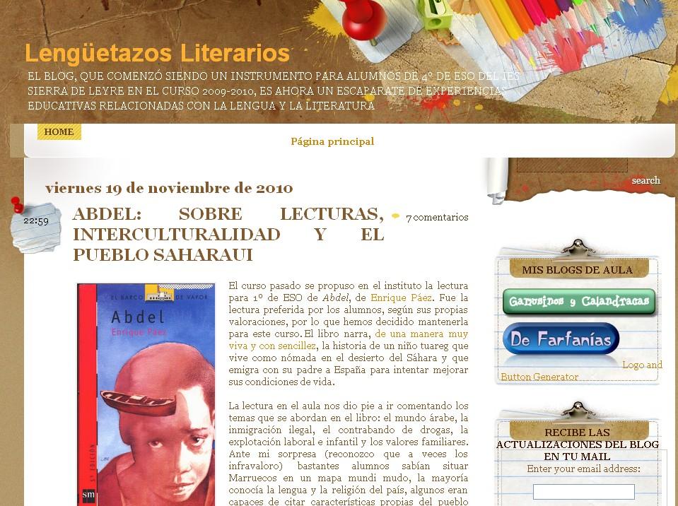 Blog de Lengua de Silvia González