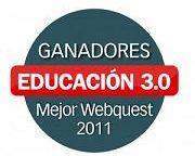 premios webquest educativa 2011 - Educación 3.0