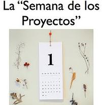 La semana de los proyectos