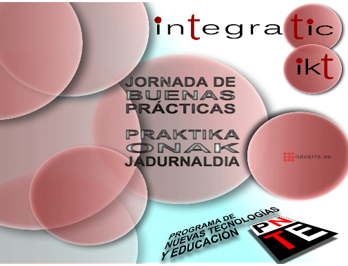 Jornada integratic 2012