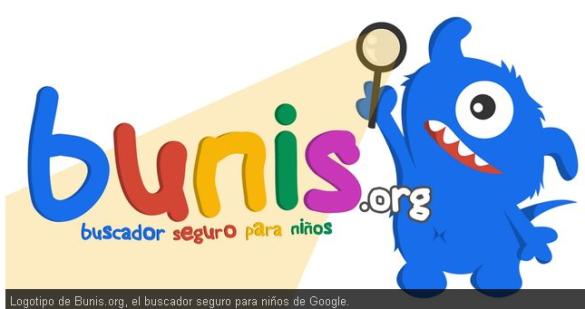Bunis: buscador para niños