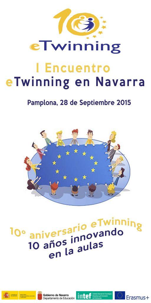 I Encuentro etwinning en Navarra