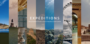 Expeditions Pioneer Program
