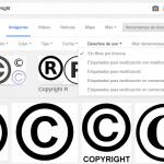 Copyright en imágenes