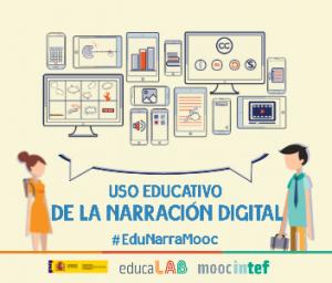 MOOC Narraciones digitales