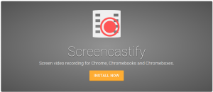 Videotutoriales con Screencastify