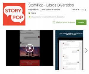 Storypop - Libros divertidos