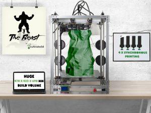 Impresora 3d gigante