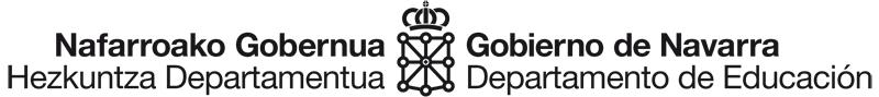 Logo Departamento Educación