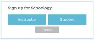 Schoology - Registro