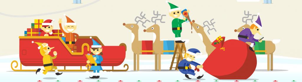 Santa Tracker 2015