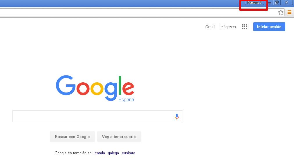 Administración de usuarios de Google