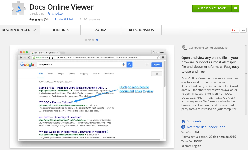 Docs Online Viewer