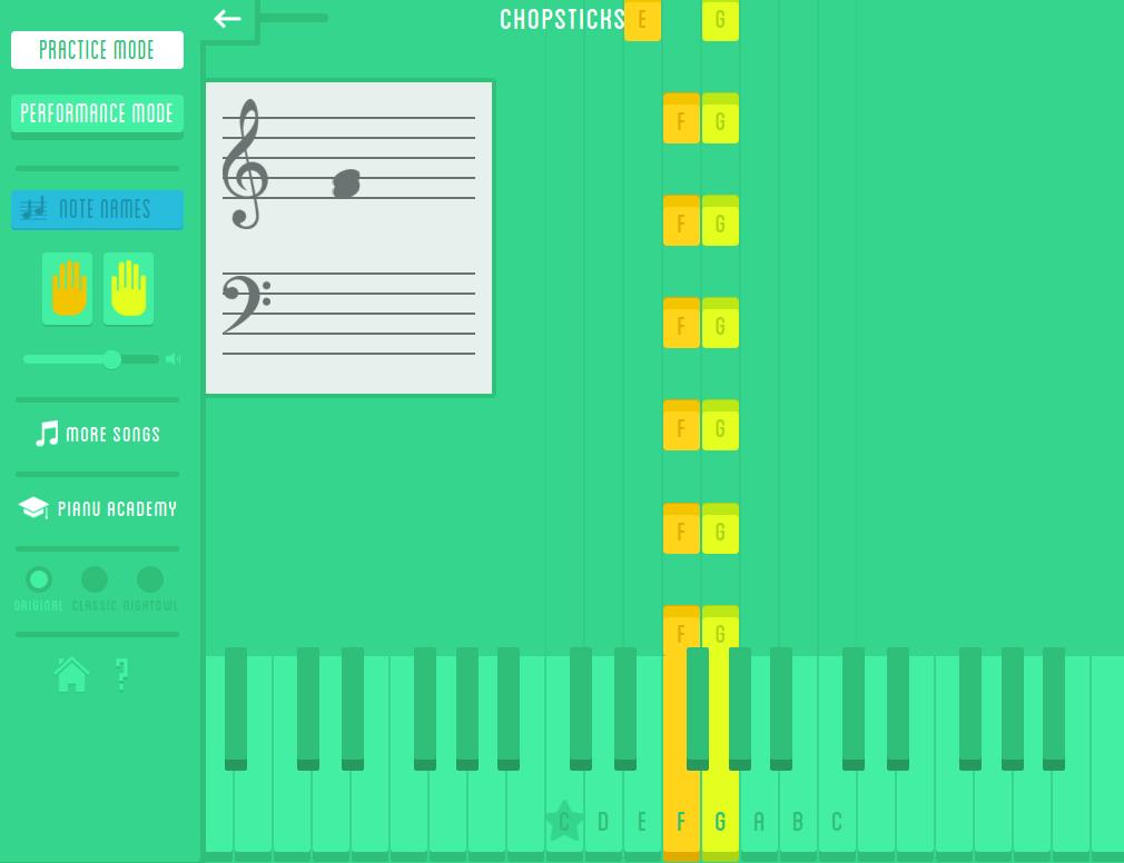 Aprende piano con Pianu