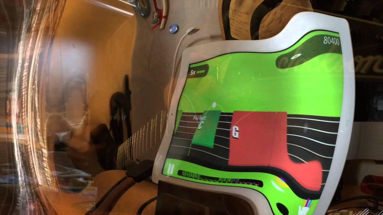 Aprender a tocar un instrumento con aplicaciones TIC