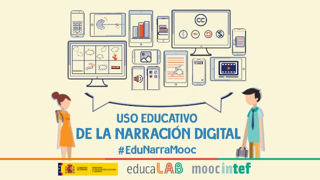 MOOC Uso educativo de la narración digital