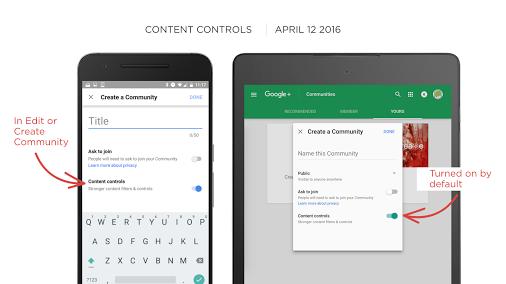 Nuevos filtros contra el SPAM en Google +