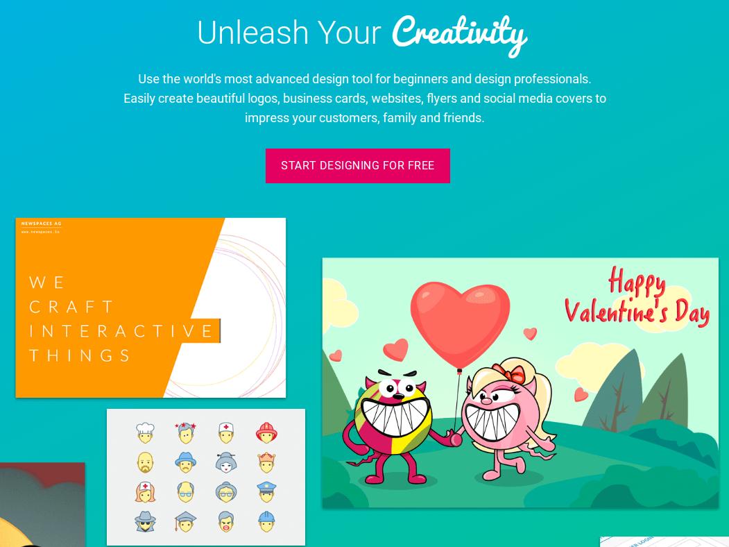 Gravit, software online de dibujo vectorial