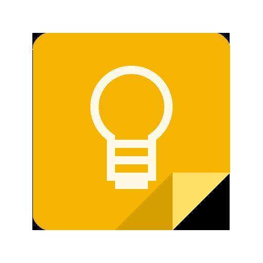 Logo de Google Keep