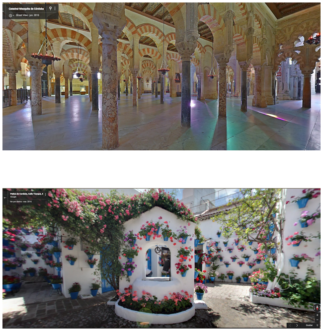 Nuevas rutas por España en Google Street View
