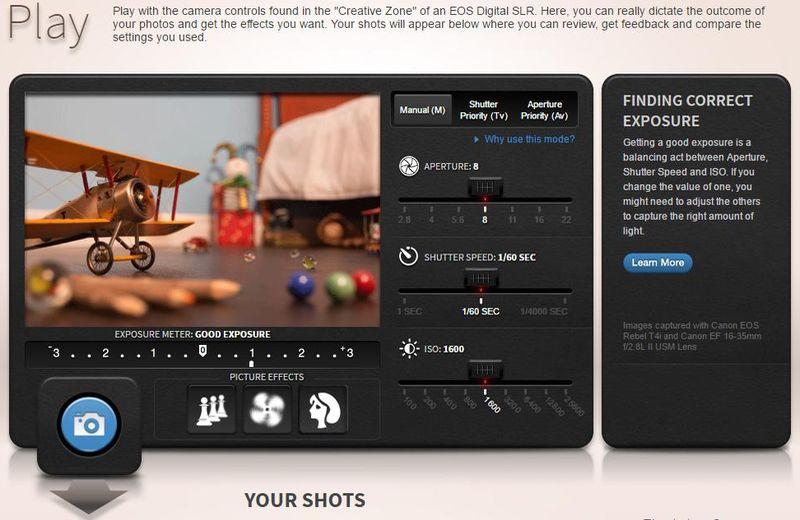 Simulador de Canon