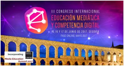 Imagen de la página: https://formacion.funge.uva.es/cursos/iii-congreso-educacion-mediatica-presencial/