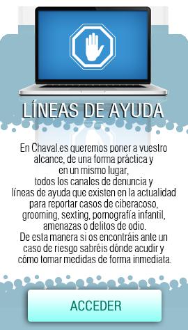 Imagen de la página de http://www.chaval.es/