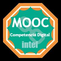 Insignia del MOOC del INTEF: Enseñar y Evaluar la Competencia Digital