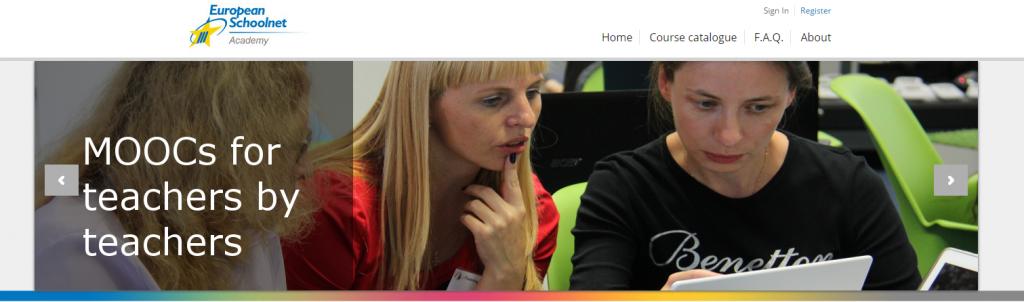 Euroean Schoolnet Academy