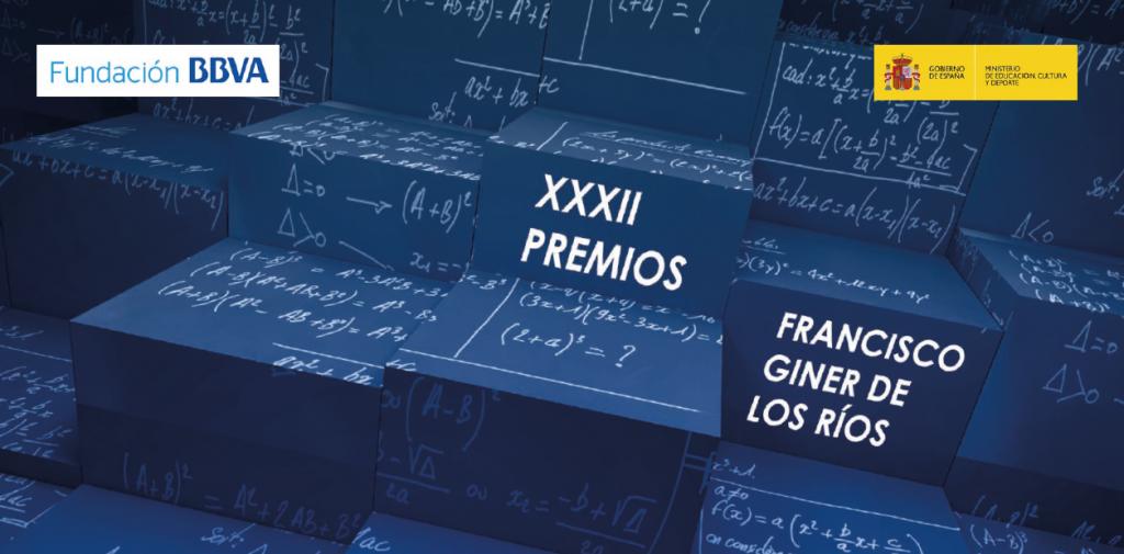 Imagen de los premios Francisco Giner de los Ríos