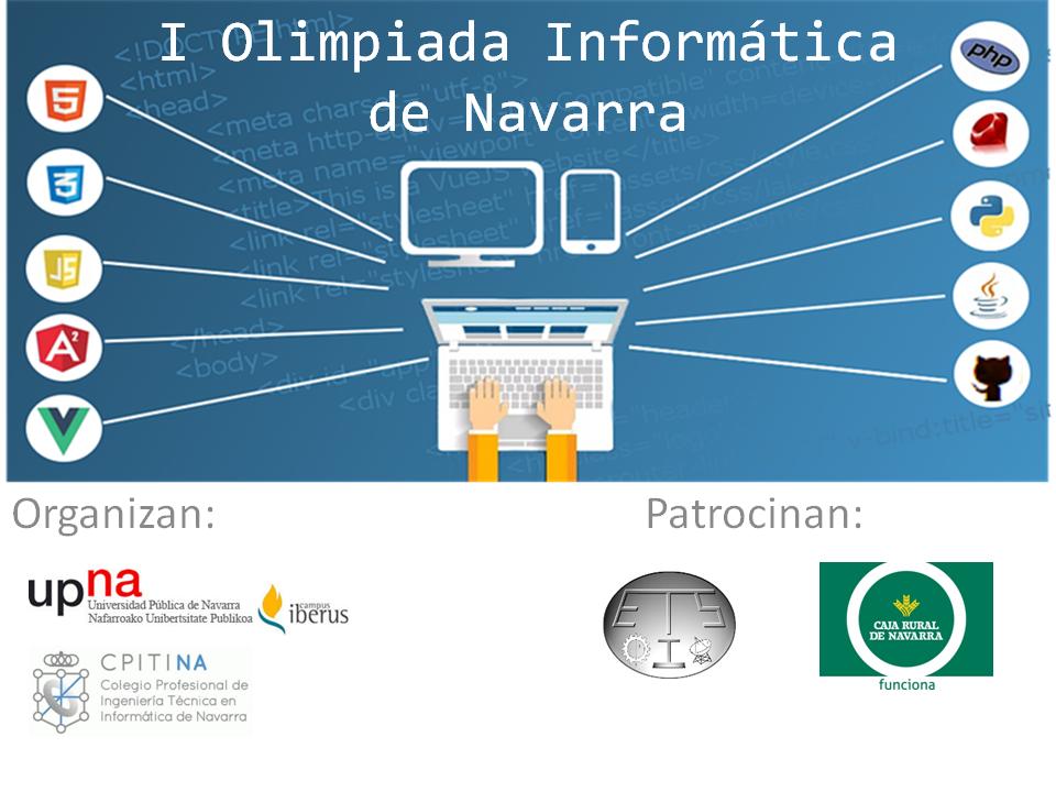 Imagen I Olimpiada Informática de Navarra