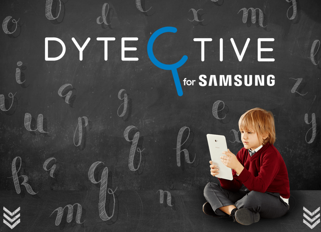 Dytective Test de Samsung