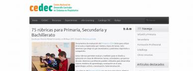 Rúbricas de evaluación proyecto EDIA