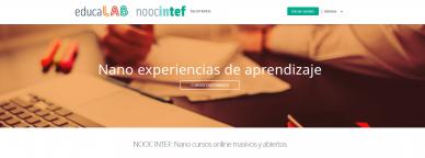 NANO curso proyectos colaborativos