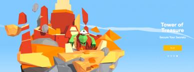 Interland - juego sobre seguridad en la red de Google