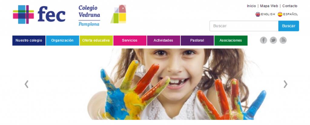 Colegio Vedruna de Pamplona