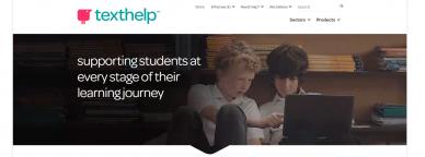 Text Help soluciones para educación