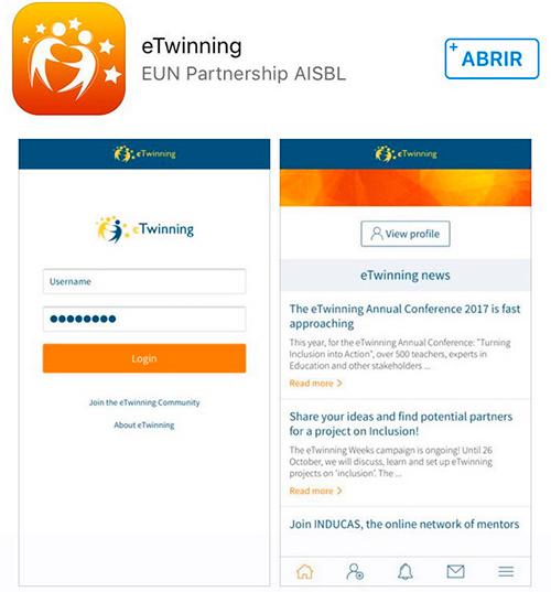 App eTwinning