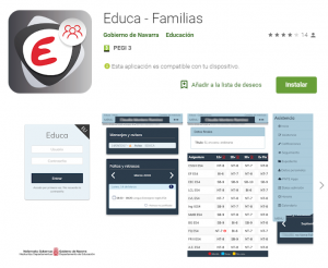 Educa Google play