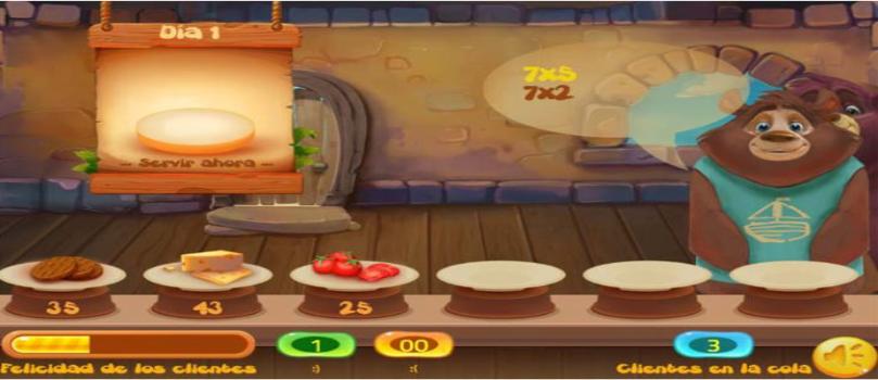 Juegos Interactivos Para Aprender Las Tablas De Multiplicar Parapnte