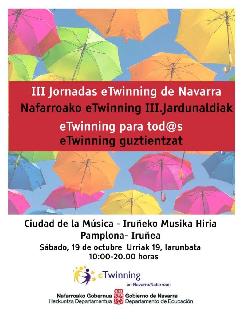 Jornadas eTwinning Navarra