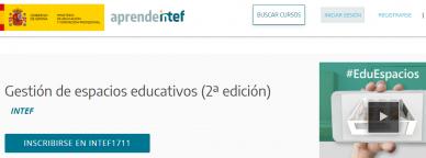 Espacios educativos INTEF